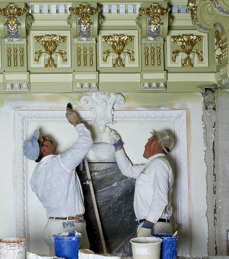 Recupero e risanamento - Vultaggio Ceramiche - Valderice Trapani